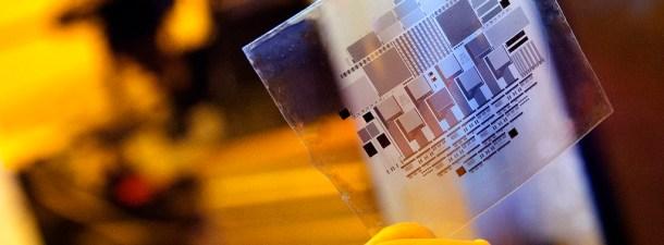 La electrónica flexible, ¿una realidad gracias al metal líquido?