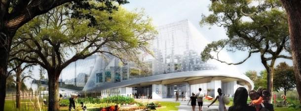 Crabots robotizados serán los encargados de levantar la nueva sede de Google en California