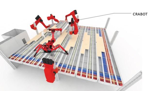 crabots robotizados