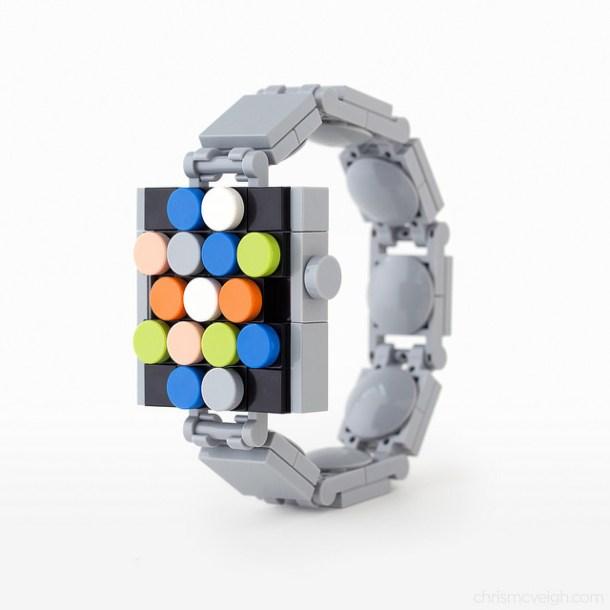 Apple Watch lego