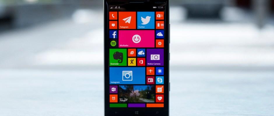 Aplicaciones recomendadas en Windows Phone