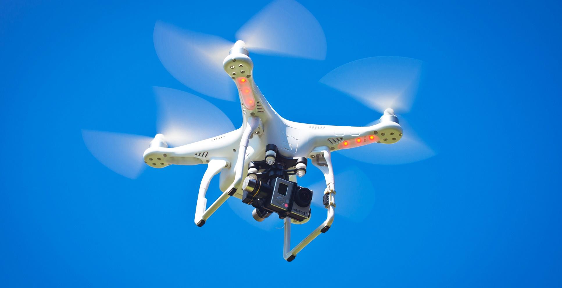 El dron de GoPro llegará a principios de 2016