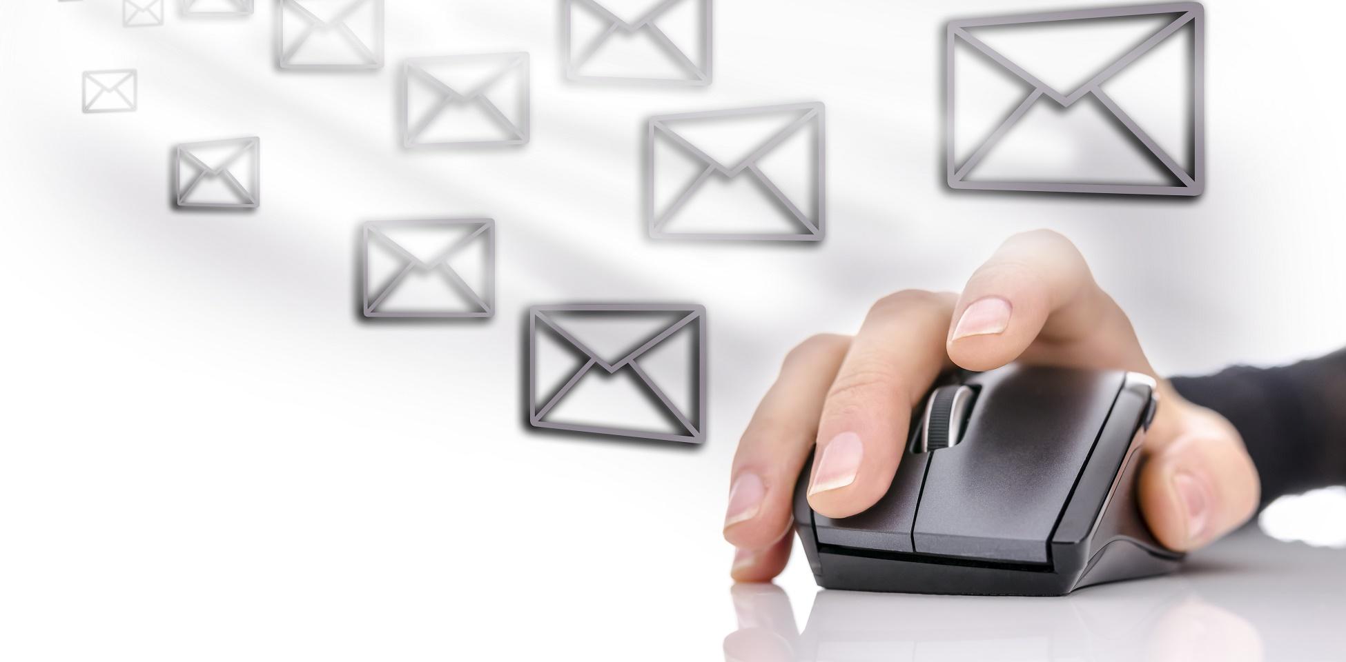La regla de los tres emails o cómo ser más productivo con el correo