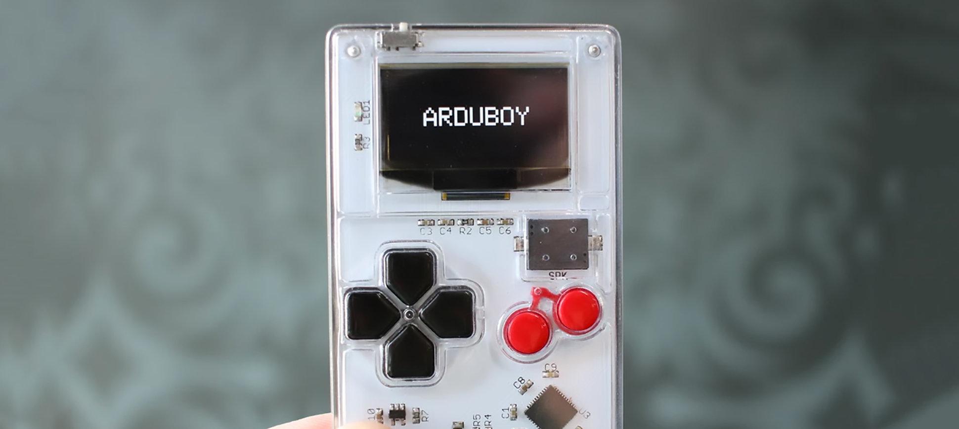 Esta consola basada en Arduino mide lo que una tarjeta de crédito