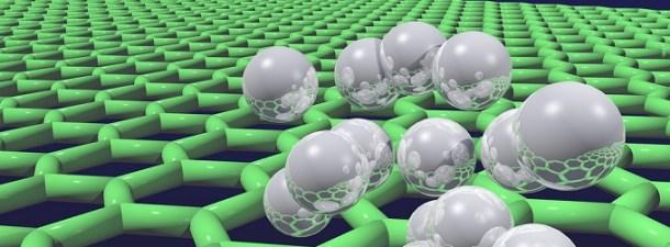 Crean un filamento de grafeno para imprimir en 3D