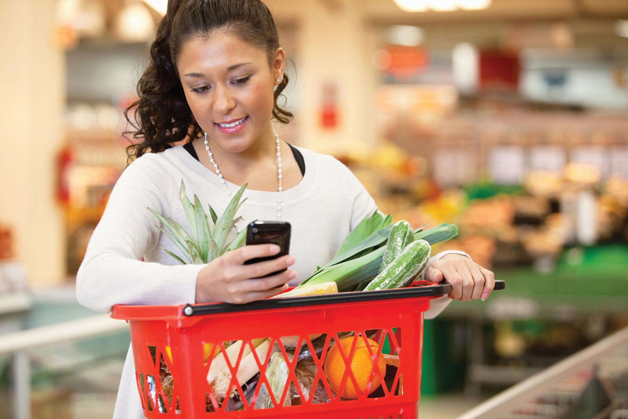 ¿Y si las bombillas de los supermercados nos sirvieran de GPS?
