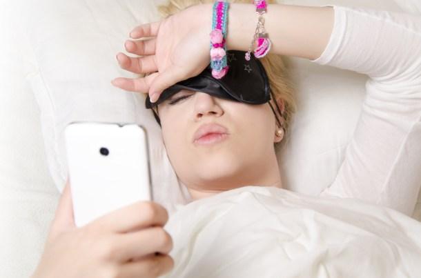 tecnología afecta el sueño