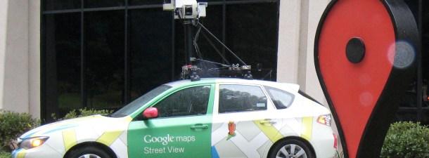 Los sitios más curiosos a los que ha llegado Street View