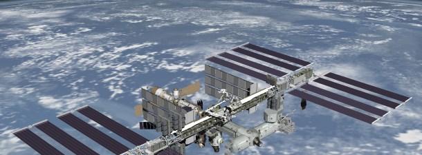 La Estación Espacial Internacional ya retransmite en 4K