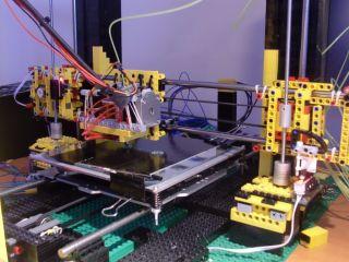 impresora 3D LEGO