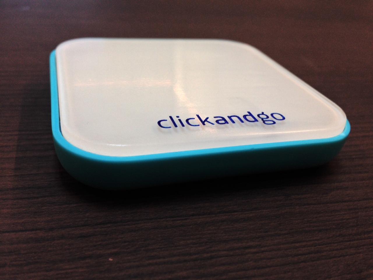 click and go: El mundo a solo un click de distancia