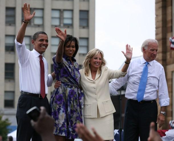 Campaña electoral Obama Smartphone