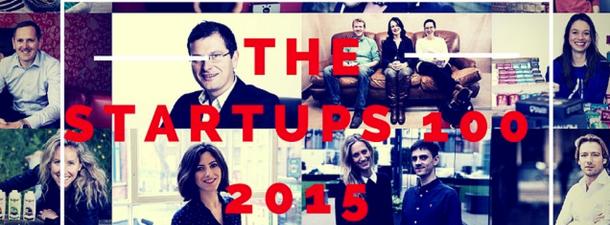 Seis de las startups incubadas por Wayra UK entre las 100 mejores de 2015