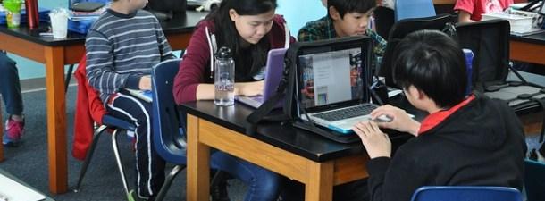 TIC y educación, o la extinción de los pizarras tradicionales