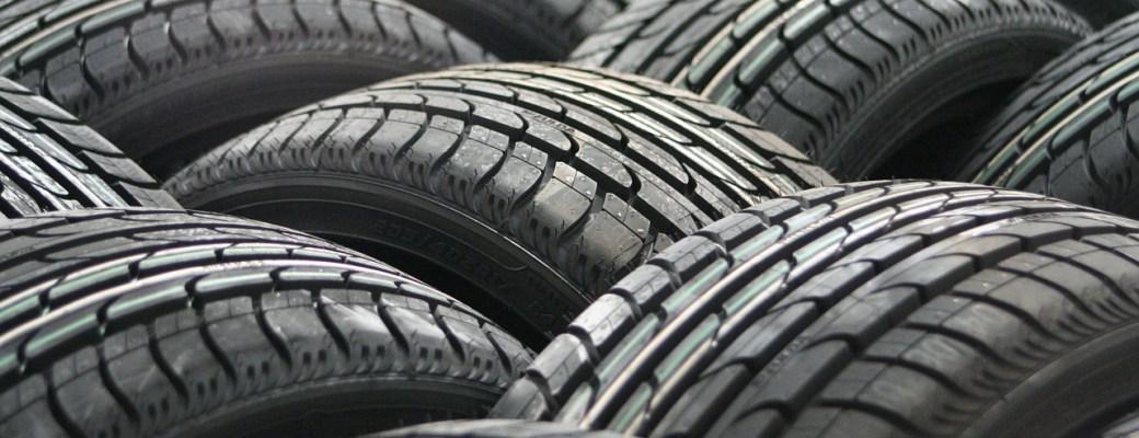 reciclaje de neumáticos usados