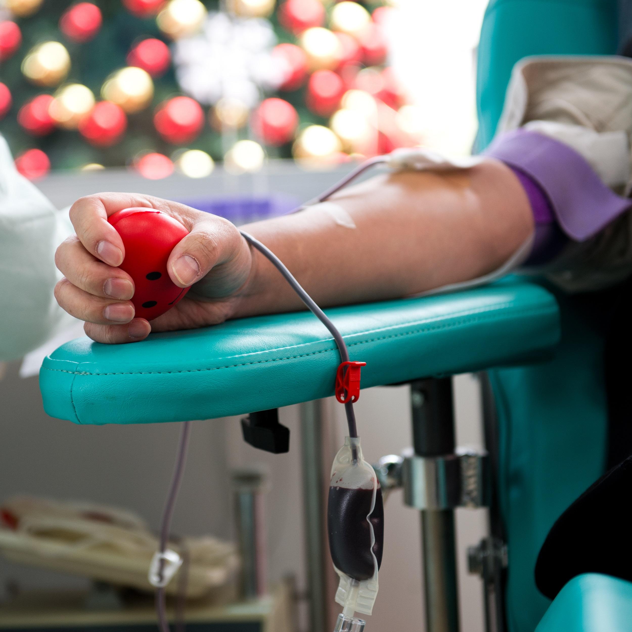 Reino Unido probará la sangre artificial a partir de 2017