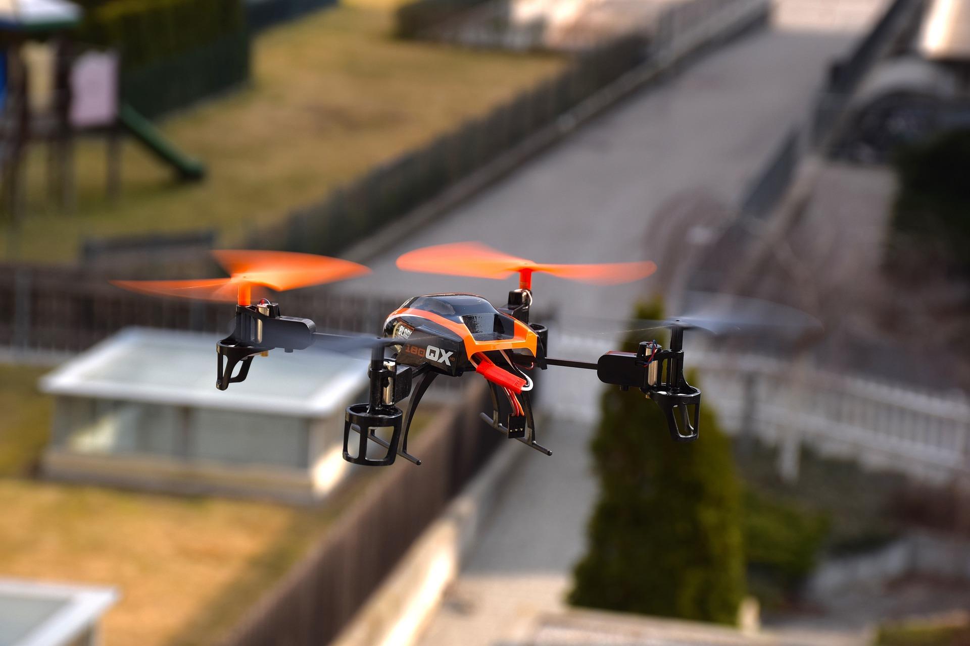 Boeing patenta el drone de vuelo eterno