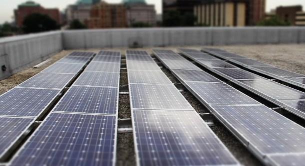 Energía solar en el mundo
