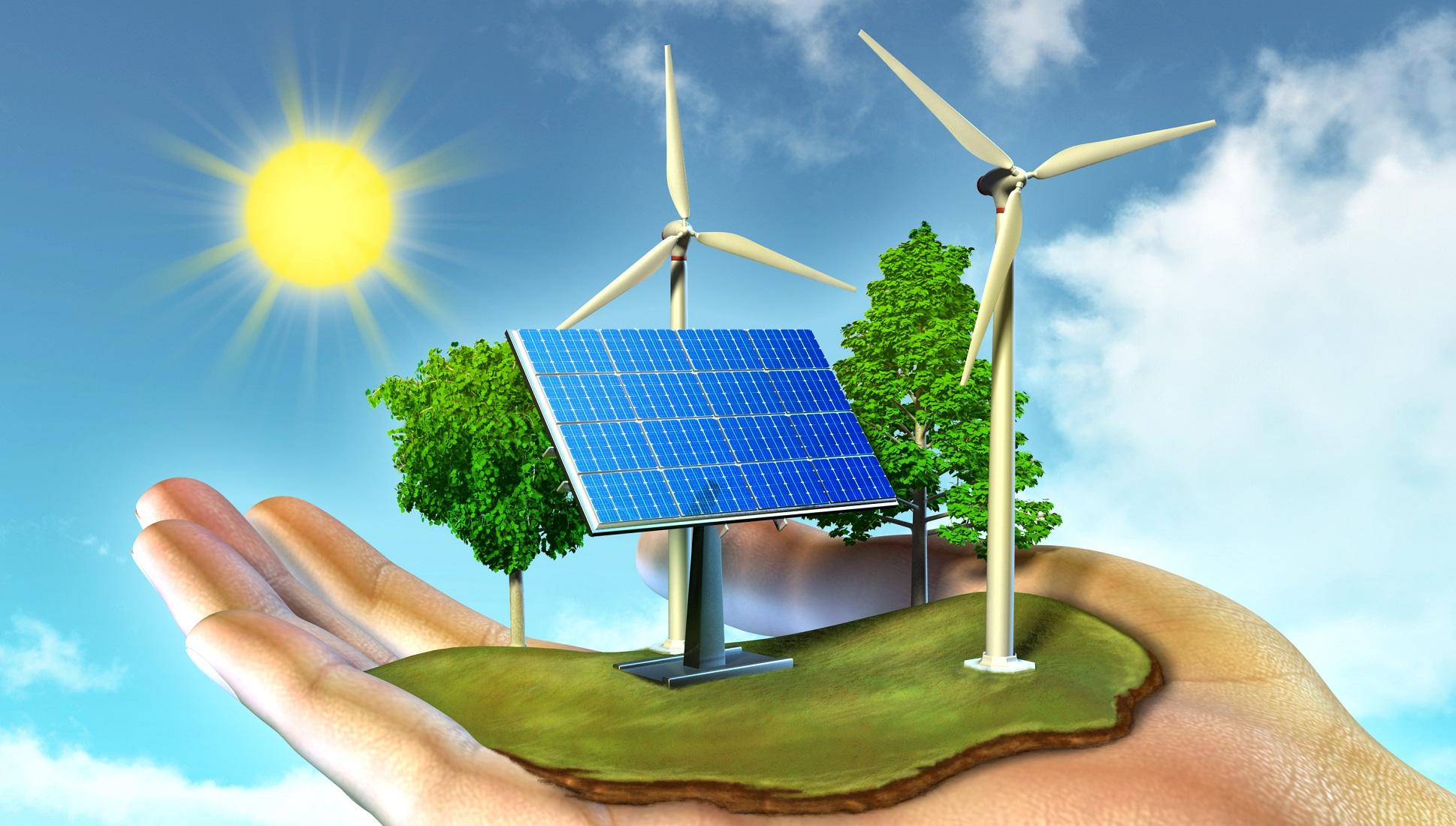 La ecovivienda que funciona solo con energía solar y eólica