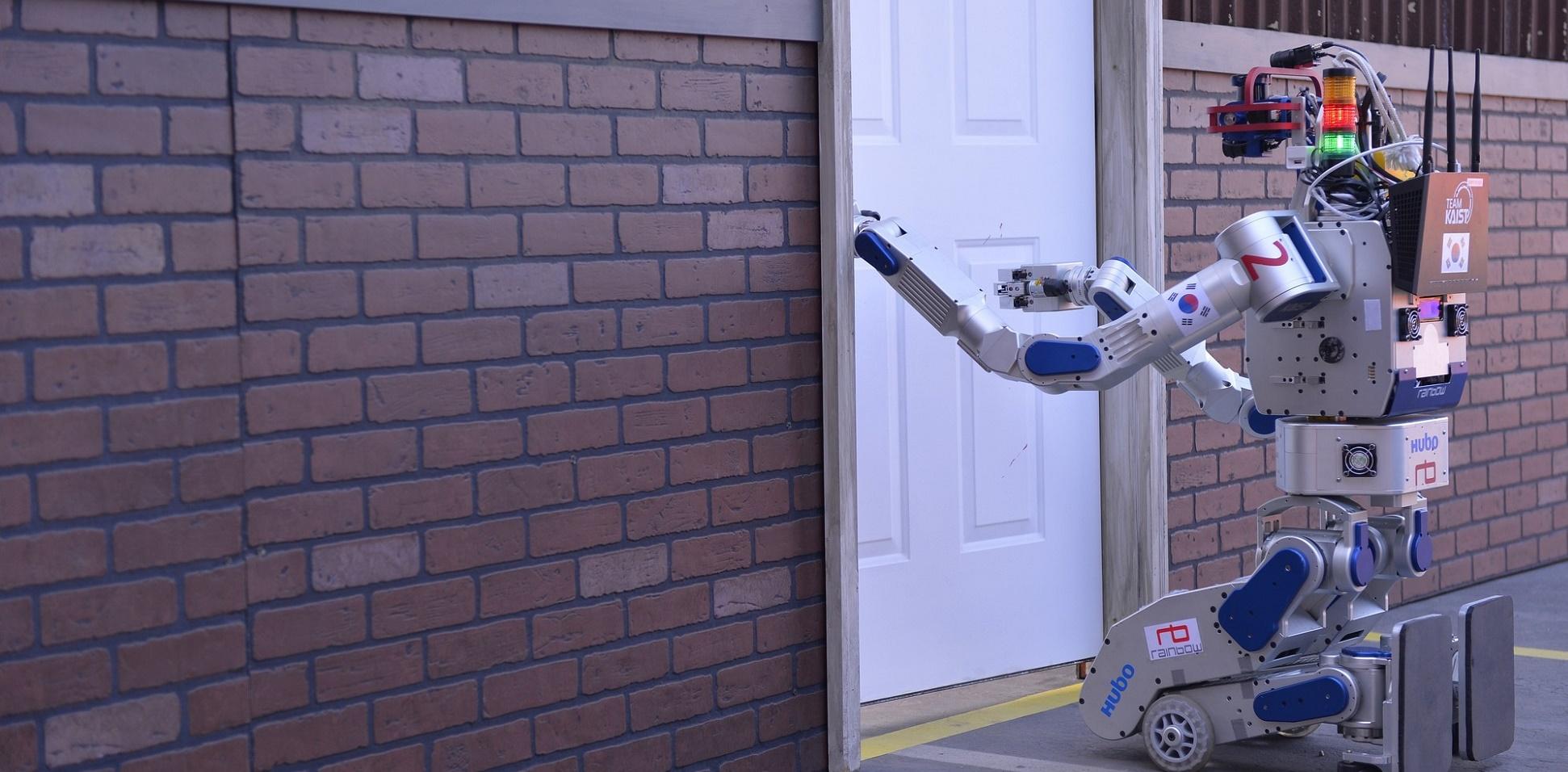 Este robot surcoreano es el ganador del DARPA Robotics Challenge