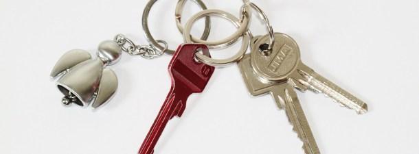 Perder las llaves ya no será un problema gracias a los teléfonos inteligentes