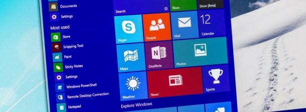 Cómo reservar tu actualización gratuita a Windows 10