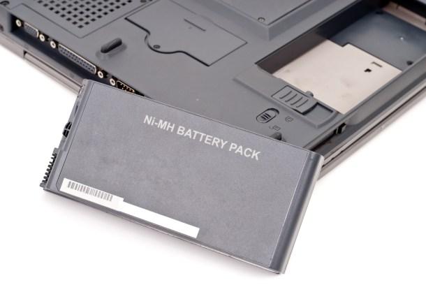 reemplazar la batería
