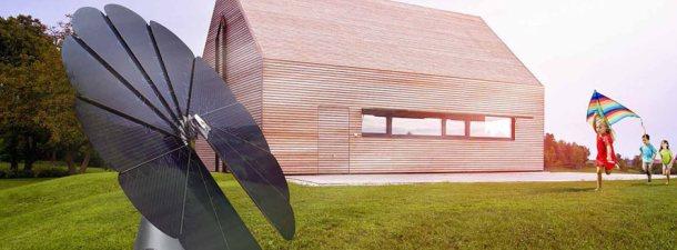 Los girasoles fotovoltaicos llegarán a España para generar energía 100% limpia
