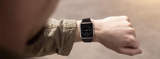 El futuro: controlar el smartwatch sin tocarlo ni hablarle