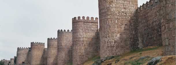 Smart Patrimonio, la solución que cuida de la muralla de Ávila