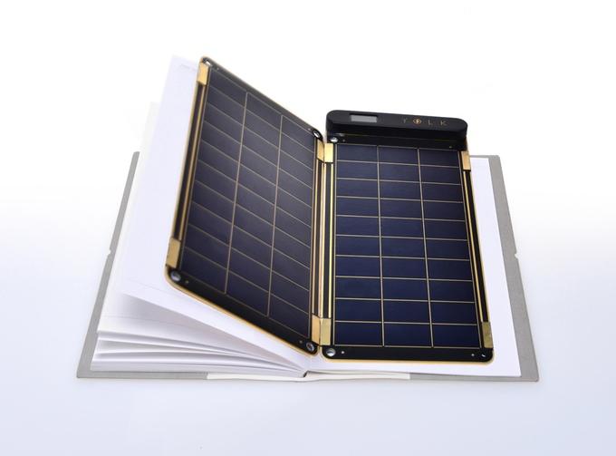 Este es el panel solar más delgado del mundo