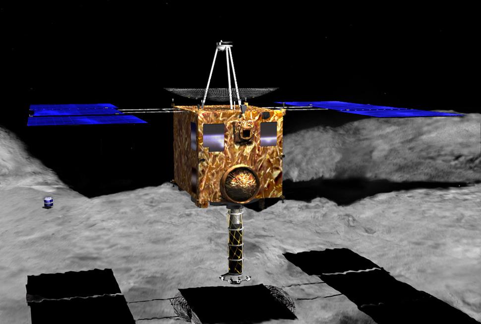 Japón quiere que pongas nombre a un asteroide que estudiará en 2018