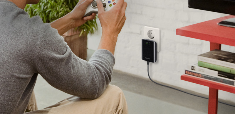 ¿Problemas con tu red Wi-Fi? Pon un PLC inalámbrico en tu vida