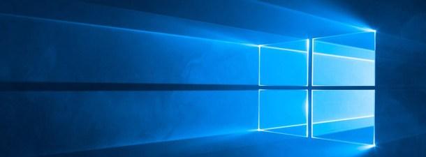 La gran actualización de Windows 10 ya está aquí