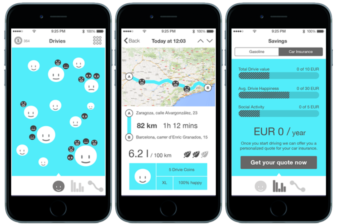 Drivies, mejora tus hábitos al volante con esta aplicación de Telefónica