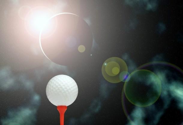 Campos de golf en plantas solares