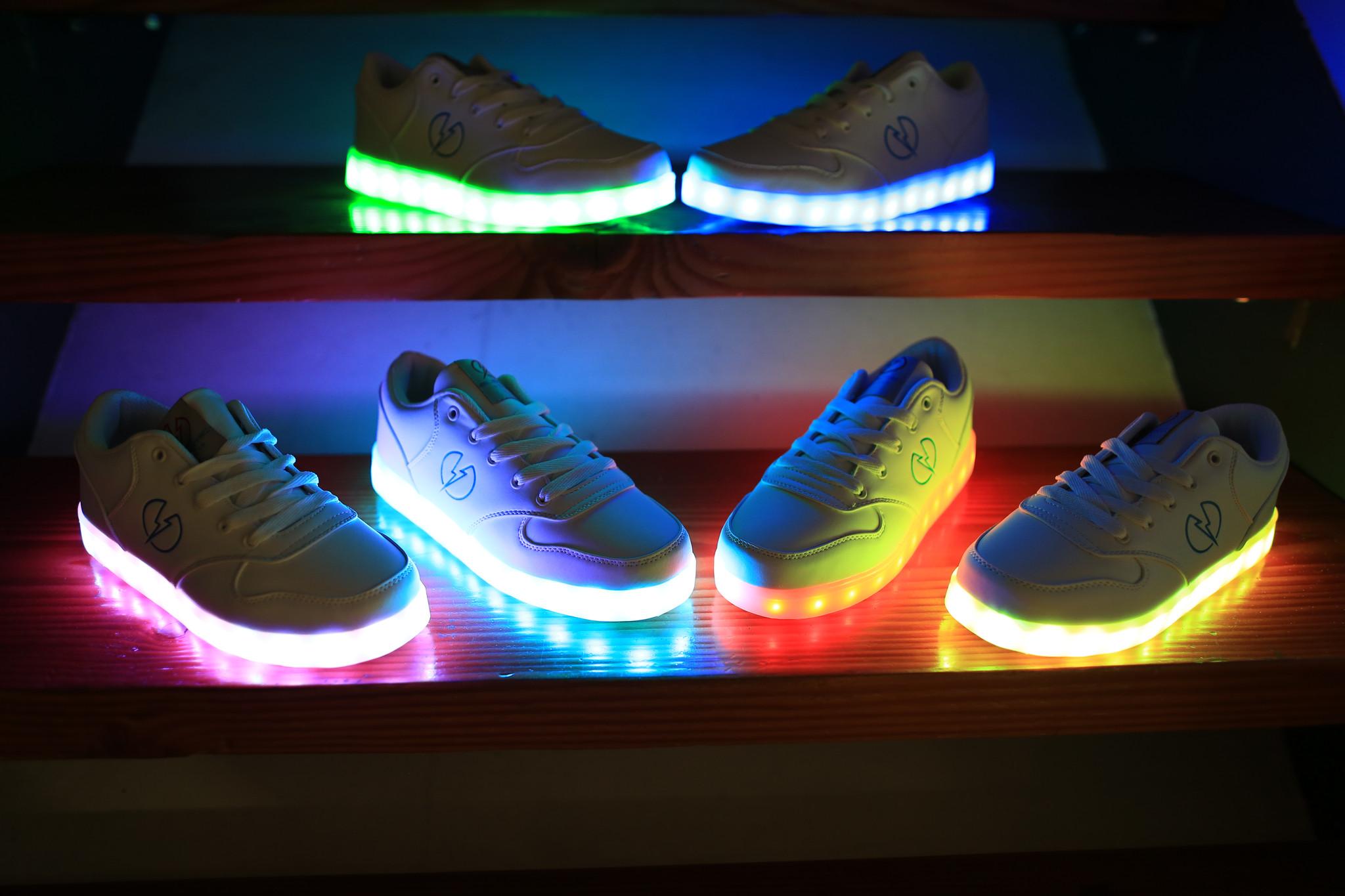¿Tendrá futuro la ropa LED?