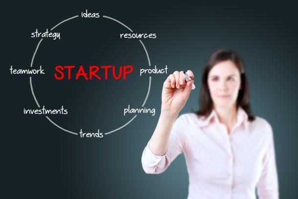 mujeres y startups III