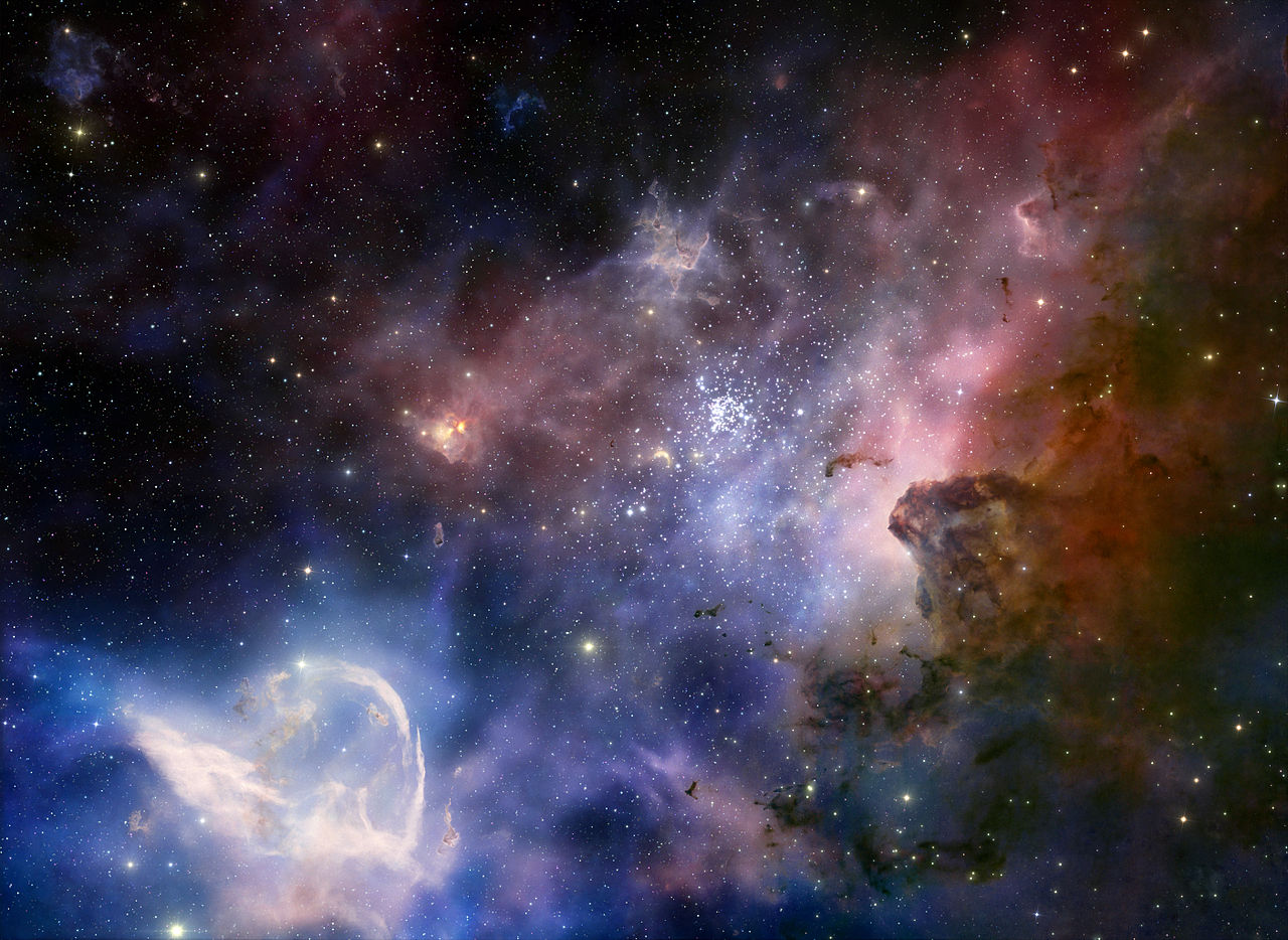 Stephen Hawking y Yuri Milner unen sus fuerzas para buscar vida extraterrestre