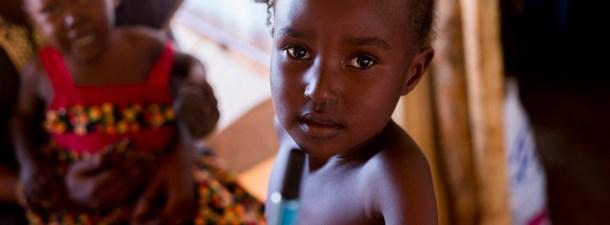 Con UNICEF, hacia un mundo sin polio