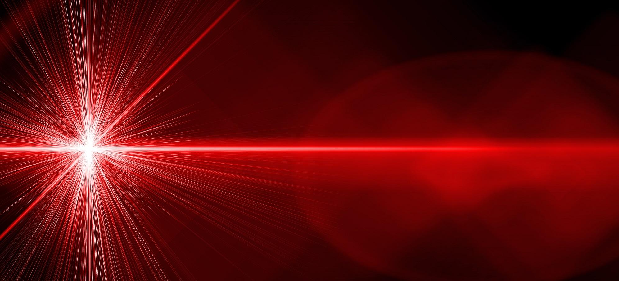 Este es el rayo láser más poderoso del mundo