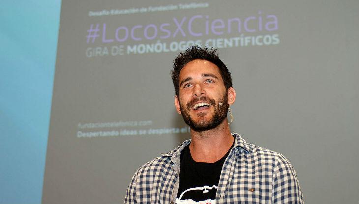 LocosXCiencia: monologuistas del escenario al aula