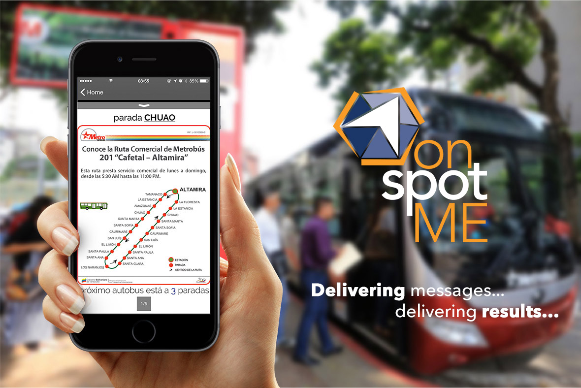 OnSpotMe: tecnología innovadora de fácil adaptabilidad