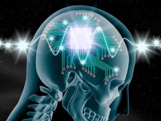 exoesqueleto mediante una interfaz cerebral