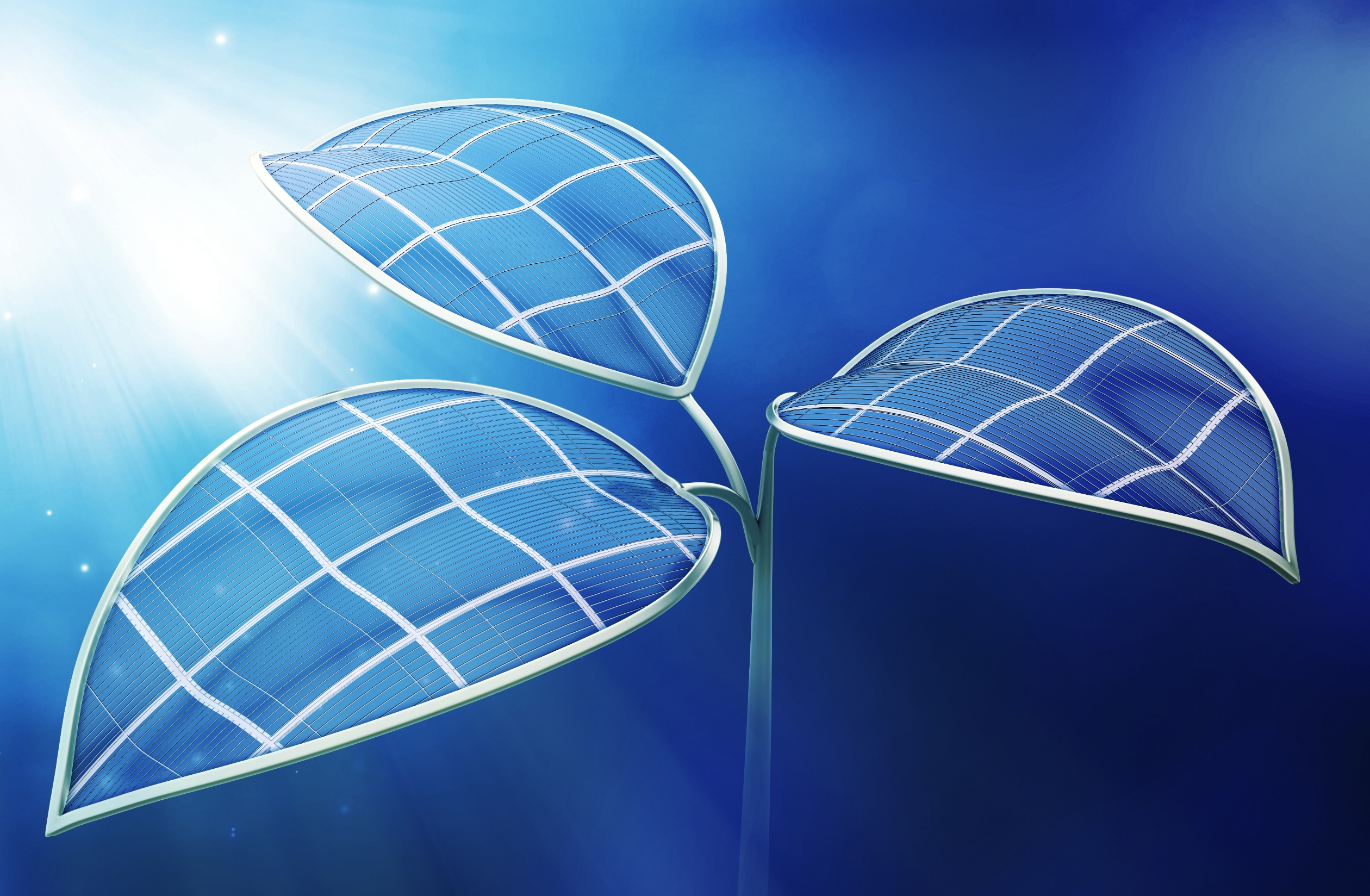 La fotosíntesis artificial logra un rendimiento récord