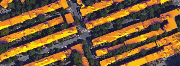 ¿Dudas sobre el mejor sitio para instalar tus placas solares? Google Sunroof Project te dice dónde