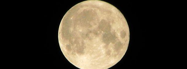 Así adivinan en el CERN cuándo habrá Luna llena