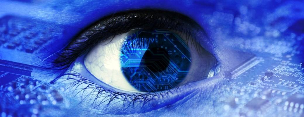 Cómo se ve con un ojo biónico