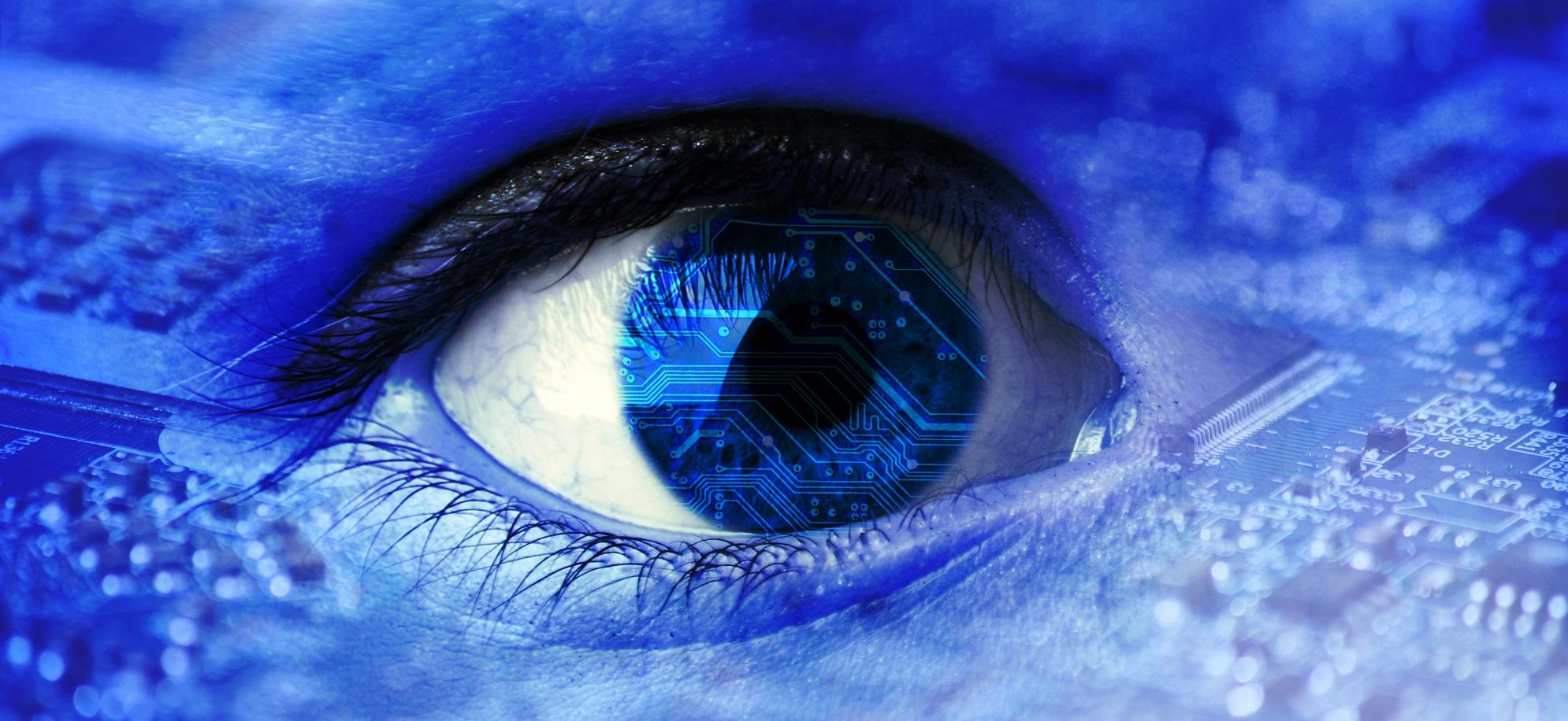 Cómo se ve el mundo a través de un ojo biónico