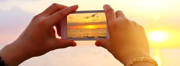 ¿Han cambiado los 'smartphones' la forma de fotografiar el verano?